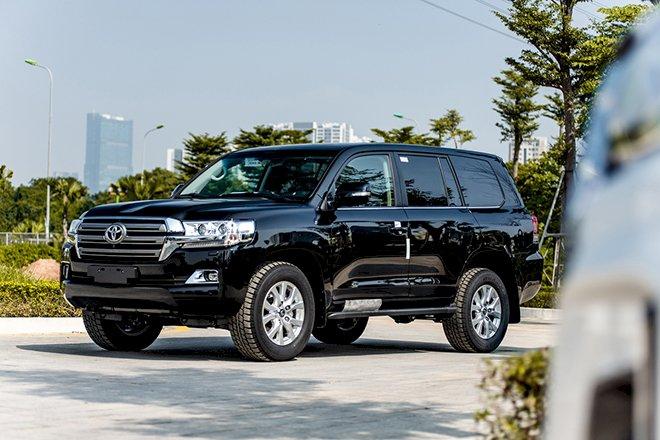 Toyota Land Cruiser: