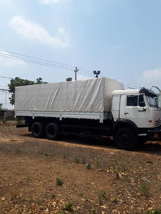 Kamaz 53229 thùng 7,1 M