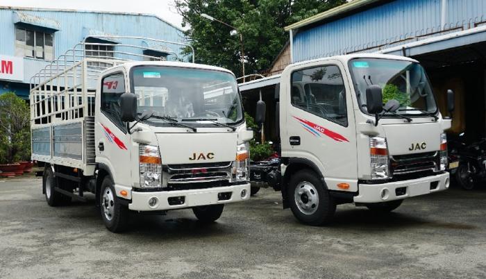 xe tải jac N200 tải 1.9 tấn động cơ isuzu