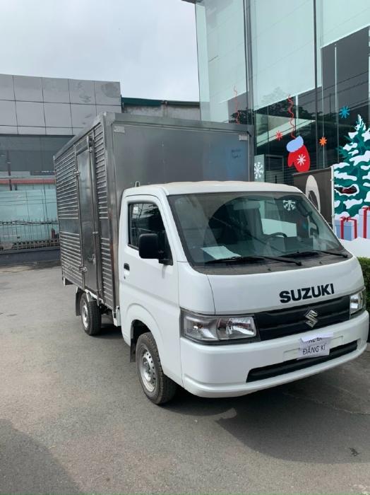 Suzuki Carry Pro - vận chuyển dễ dàng - vững vàng thu nhập