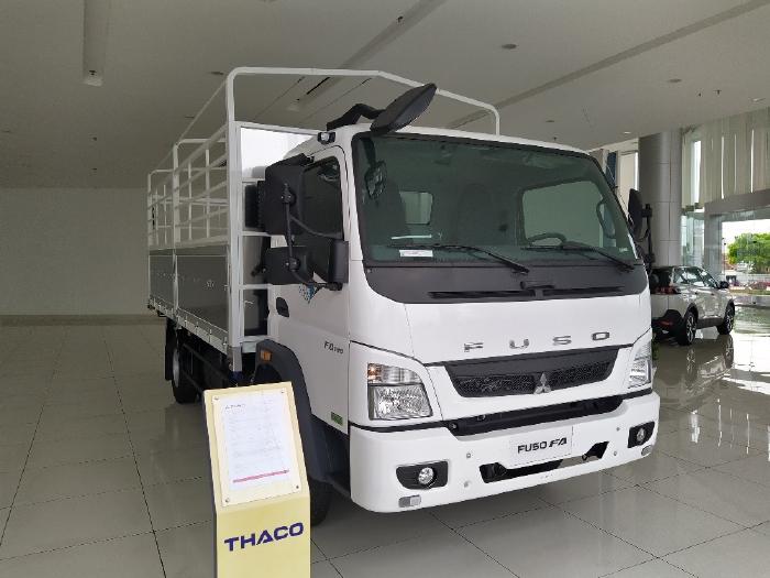 Bán xe tải FUSO FA140 thùng mui bạt giá tốt nhất tháng 9, xe sẵn giao ngay