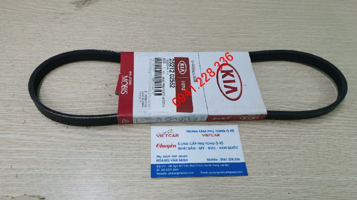 Dây curoa tổng (4PK778)Kia Morning 2008-2010 2521202552