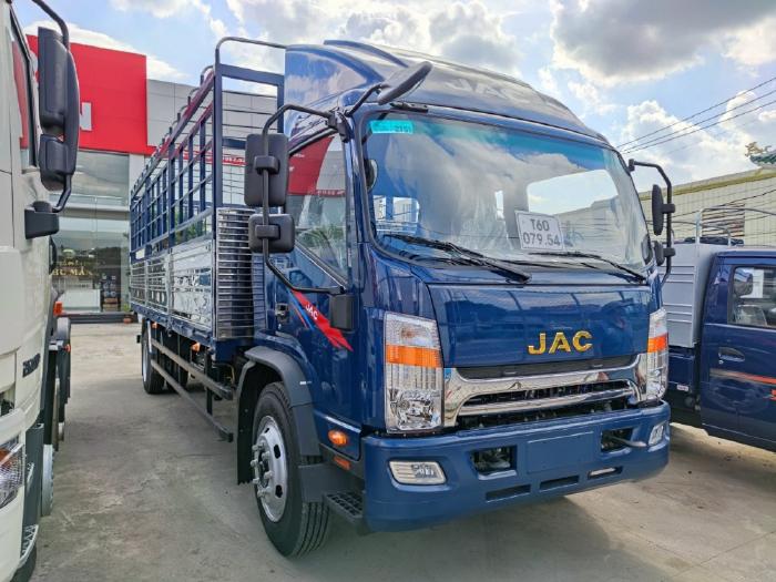xe tải jac N900 9 tấn thùng 7 mét| tặng 100% phí trước bạ + bộ camera hành trình