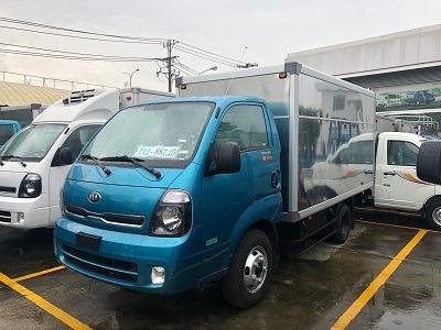 Xe Tải Tây Ninh K200-K250 Tải trọng 1,49T - 1,99T - 2,49T