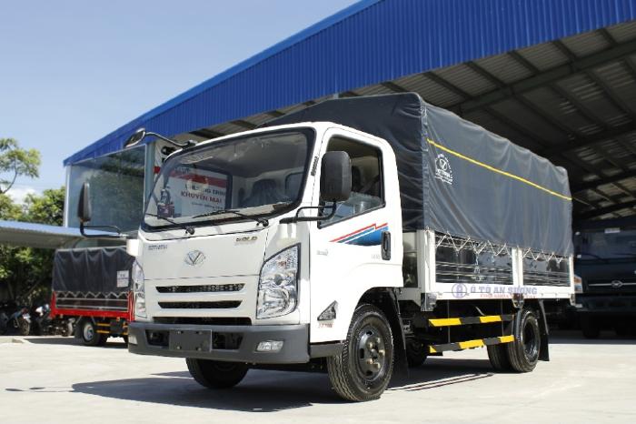 Xe tải đô thành iz65 tải 1.9 tấn khuyến mãi 20 triệu trong hôm nay