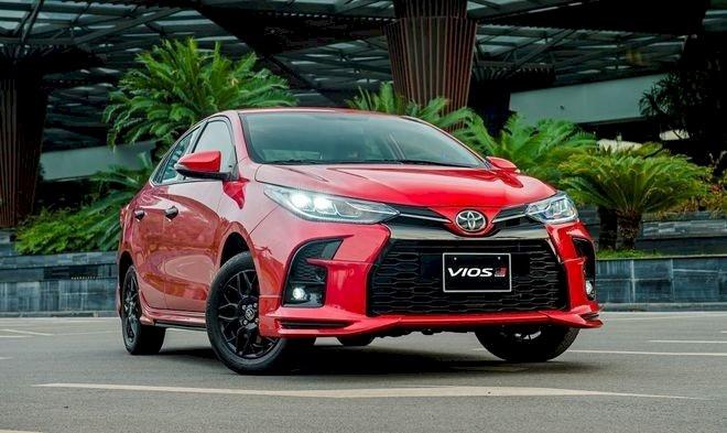 Toyota Vios: