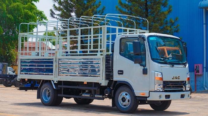 JAC N200S - tải trọng 2 tấn - Động cơ Cummins - Tặng ngay 15tr + Camera hành trình