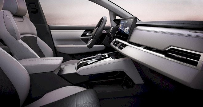 Mitsubishi ra mắt SUV điện Airtrek