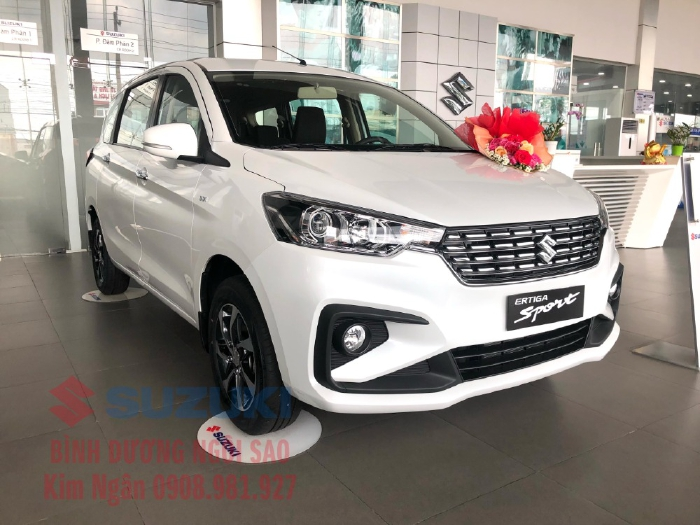 Cần bán xe Suzuki Ertiga Sport Đời 2021 Nhập khẩu Xe sẵn giao ngay