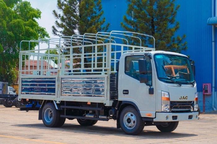 Jac N350s Thùng Bạt - Báo Giá Chi Tiết
