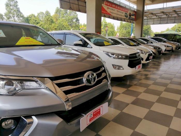 Toyota Sure Bình Dương: đại lý xe Toyota cũ đã qua sử dụng chính hãng tại Bình Dương