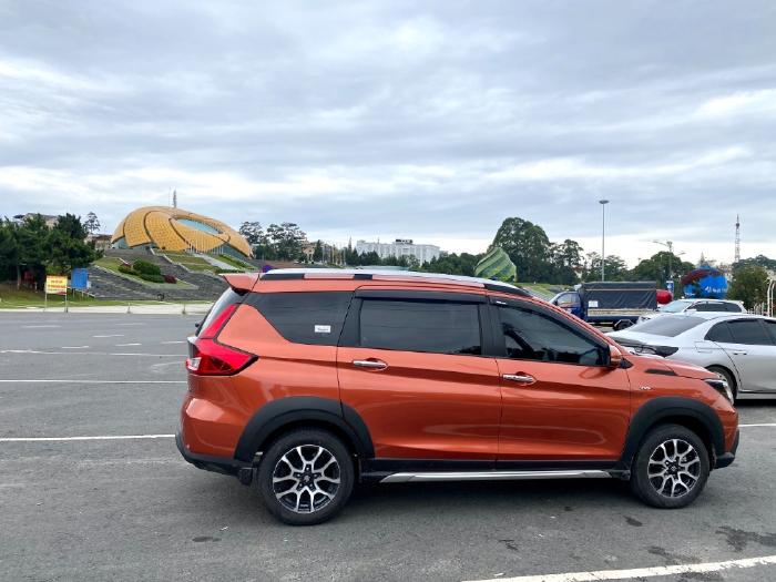Bán xe Suzuki XL7 Đời 2021 Nhập khẩu 7 chỗ Xe sẵn giao ngay