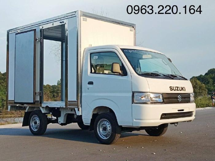 Xe tải Suzuki Carry 700kg khuyến mãi lên đến 30 triệu đồng