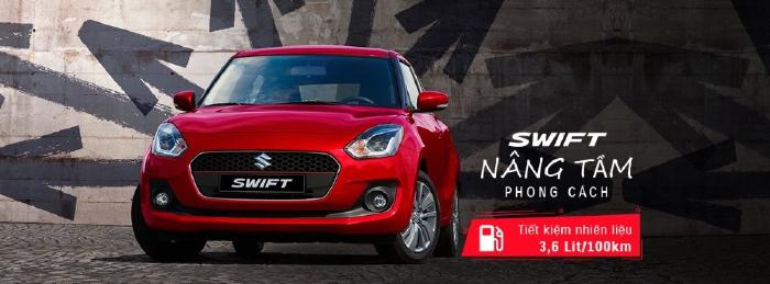 Bán Suzuki Swift dòng xe 5 chỗ cực đẹp