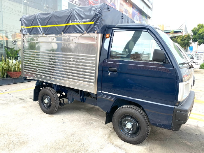 Xe Suzuki Carry truck 490kg Đời 2021 Xe tải thành phố- Nhỏ gọn tiện dụng