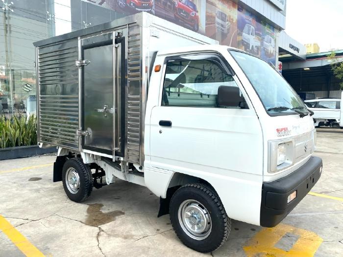 Xe Suzuki Carry Truck 490kg Đời 2021 Xe tải Thành Phố - Nhỏ gọn tiện dụng