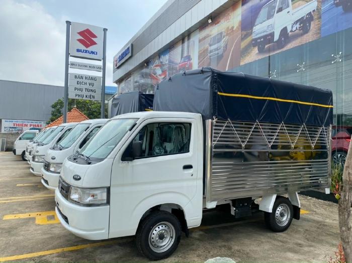 Bán xe Suzuki carry Pro 810kg Nhập khẩu Đời 2021