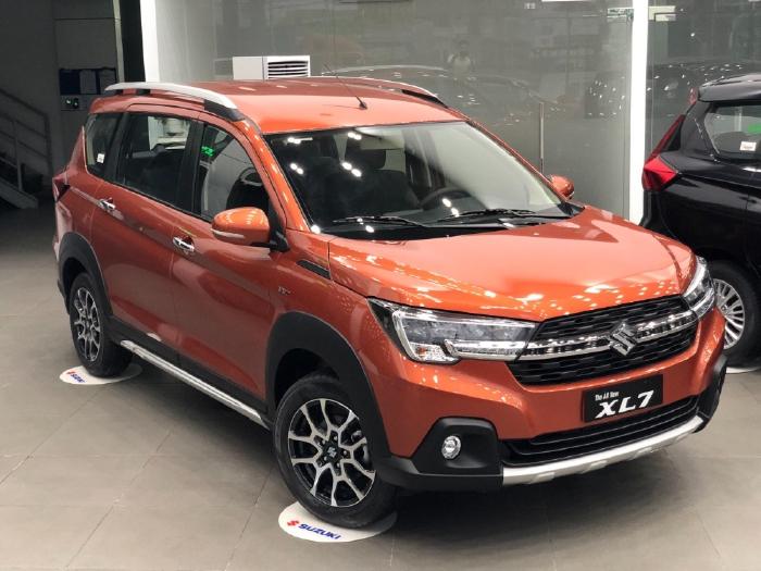 Bán xe Suzuki XL7 Xe nhập khẩu 7 chỗ Đời 2021