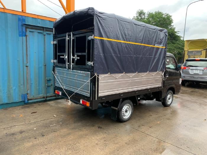 Bán Suzuki xe tải thùng mui bạt 750kg