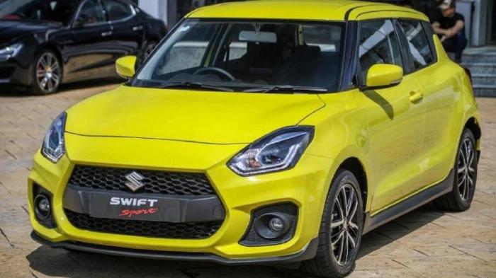 Bán Suzuki Swift dòng xe 5 chỗ dáng đẹp