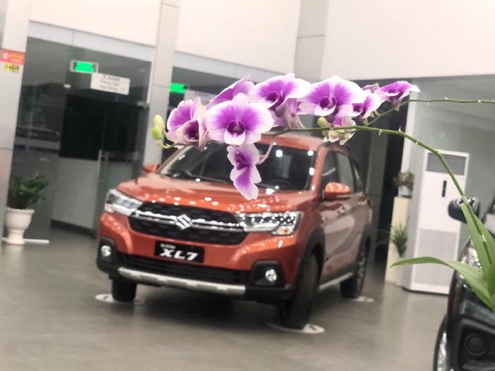 Bán Suzuki XL7 dòng xe 7 chỗ đi gia đình cực đẹp