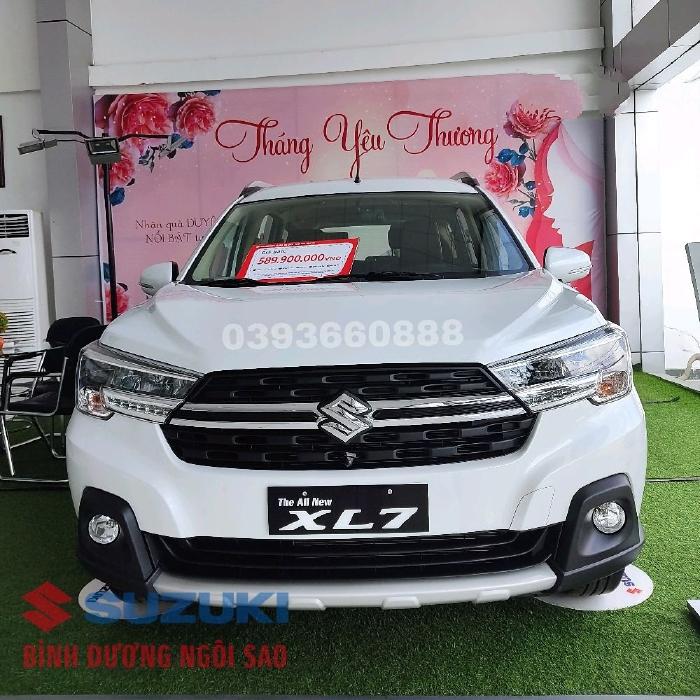 Suzuki XL7 2021 - Xe 7 Chỗ Số Tự Động