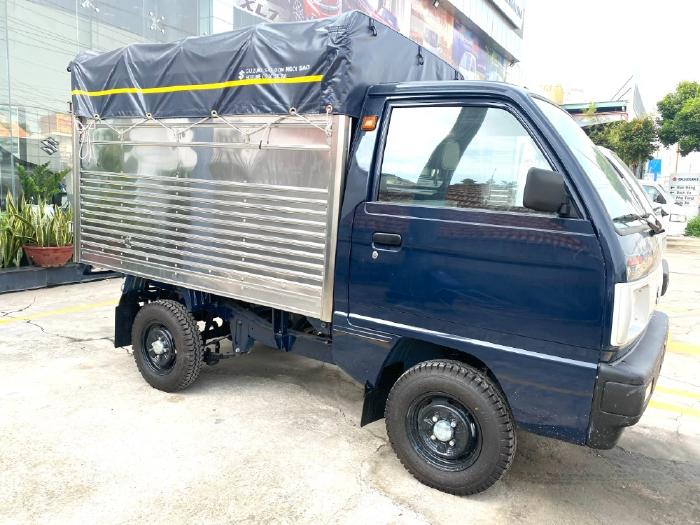 Xe Suzuki carry Truck Đời 2021 Thùng Mui Bạt Tải trọng 490kg  cần bán
