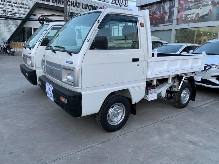 Bán xe tải Ben SUZUKI 500kg dung tích 0.7 khối