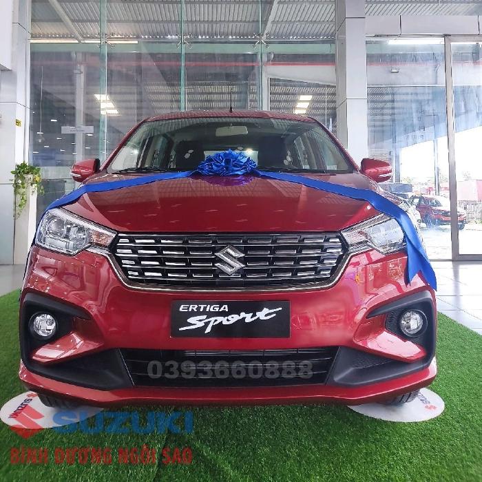 Suzuki Ertiga 2021 - Xe 7 Chỗ Nhập Khẩu