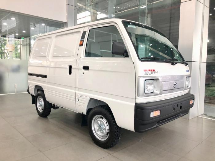 Suzuki Blind Van 2021 Dòng Bán Tải Chuyên Nghiệp Hàng Đầu