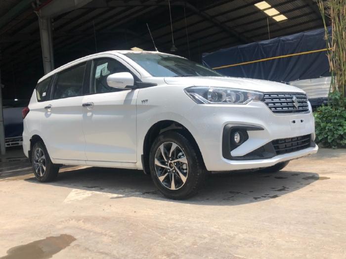 Suzuki Ertiga Sport - An toàn Tối Ưu cho gia đình bạn